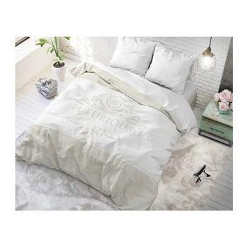 Lenjerie De Pat Din Bumbac Sleeptime Luxury, 140 X 220 Cm