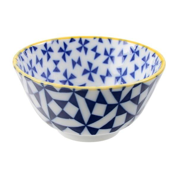 Porcelánová miska Geo Rice Orient, 12x6,4 cm