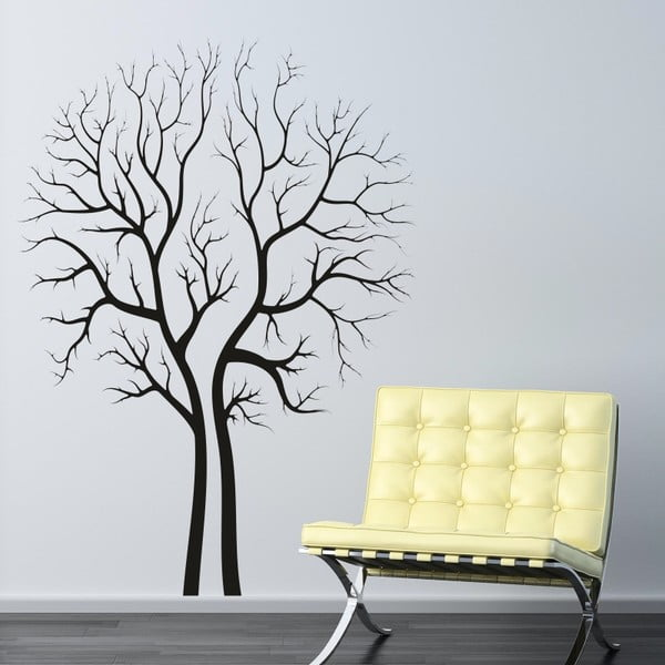 Samolepka na stěnu Wallvinil Strom Autumn
