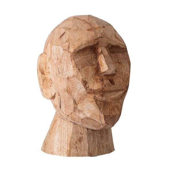 Dekorácia z mangového dreva Bloomingville Head