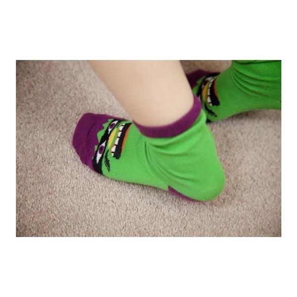 Dětské ponožky Mr. Grrril (4-7 let)