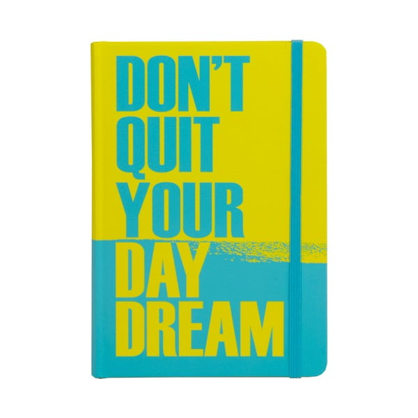Zápisník Tri-Coastal Day Dream