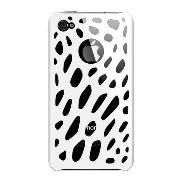 Ochranný obal na iPhone 4/4S, Spider White