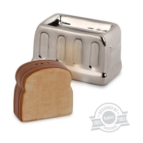 Set slánky a pepřenky Balvi Toaster
