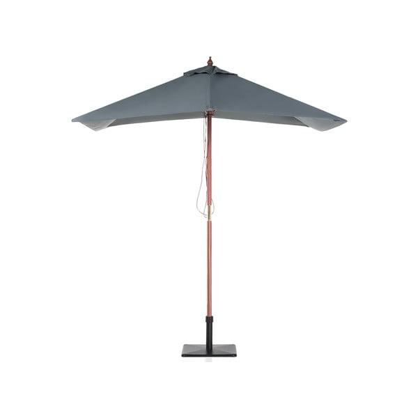 Umbrelă de grădină Monobeli Flamenco Madrid, gri