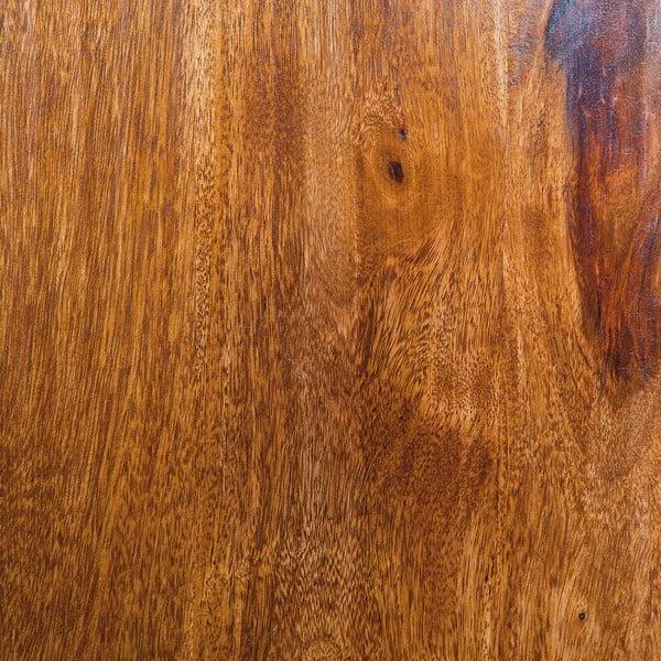 Jídelní stůl z masivního dřeva Interlink Glymur
