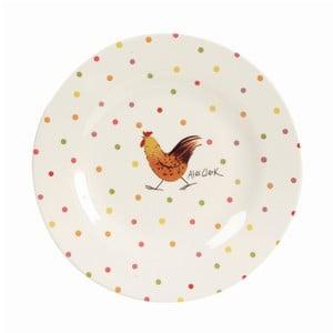Melaminový talíř Churchill China Alex Clark, 20 cm