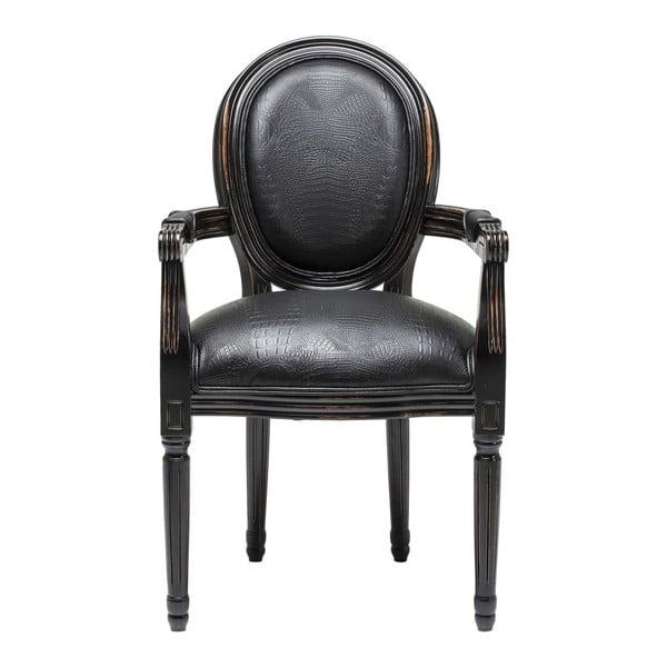 Croco fekete bükkfa szék - Kare Design