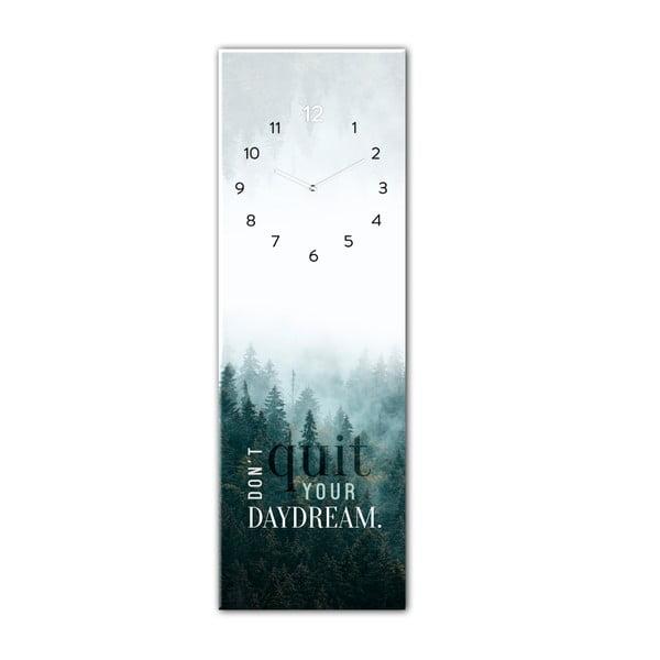 Daydream üveg falióra, 20 x 60 cm - Styler