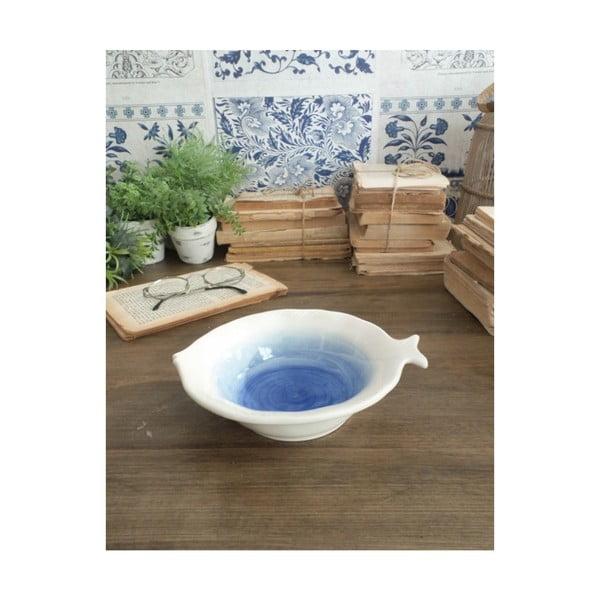 Zestaw 6 ceramicznych talerzy ceramicznych Orchidea Milano Mediteranean