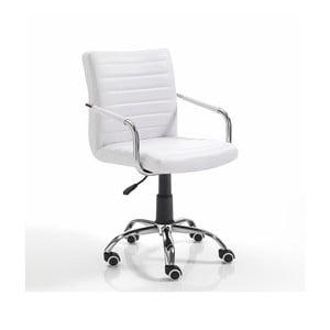 Bílá kancelářská židle Tomasucci Milko