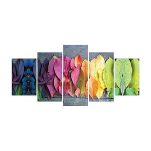Vícedílný obraz La Maison Des Couleurs Colorful Fall