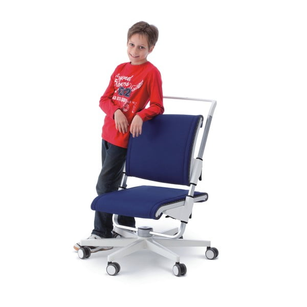 Textilní potah na židli Scooter, černý