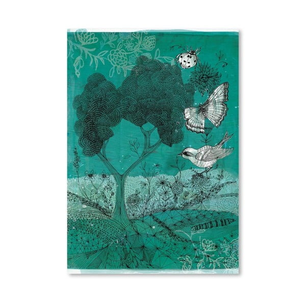 Plakát Wilderness, 30x42 cm