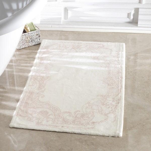 Koupelnová předložka Lucy Ecru, 40x60 cm