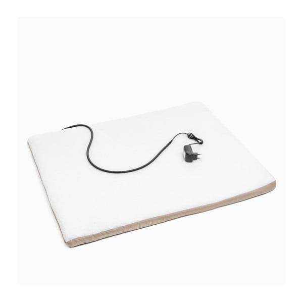 Vyhřívaný psí pelíšek InnovaGoods, 65x82cm
