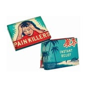 Set 2 krabiček do kapsy Painkillers