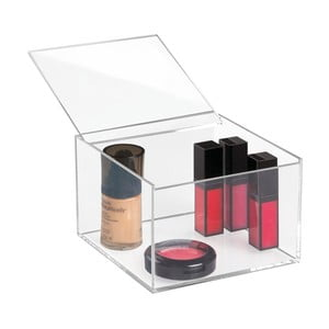 Organizator InterDesign Clarity Box 15,25 cm