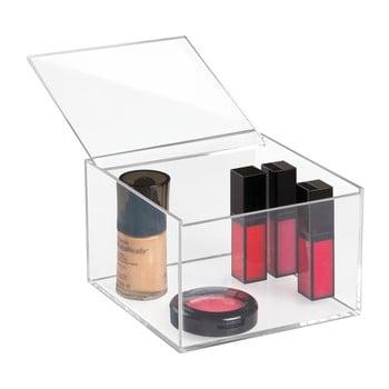 Organizator iDesign Clarity Box 15,25 cm