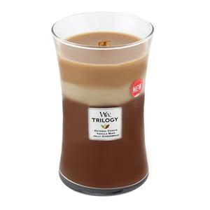 Lumânare parfumată Trilogia WoodWick Trilogia Miros de zahăr 609 g, 130 ore