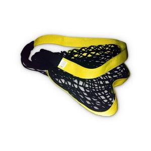 Sportovní síťovka přes rameno, žlutá
