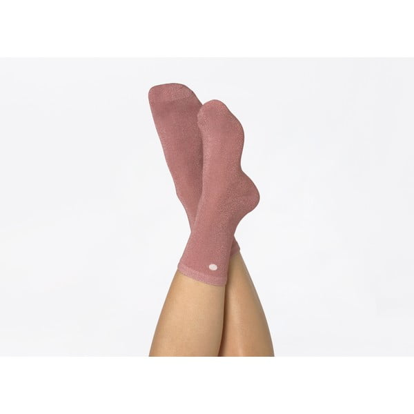 Shell rózsaszín zokni, méret 37 - 43 - DOIY