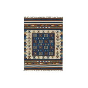 Ručně tkaný koberec Kilim Classic 19121 Mix, 170x230 cm