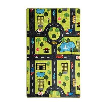 Covor copii Green City, 200 x 290 cm imagine