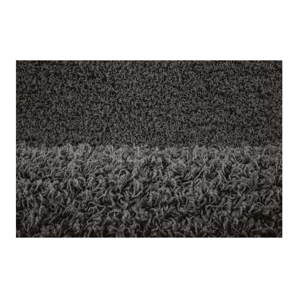 Černý koberec Obsession My Funky Anth, 260 x 230 cm