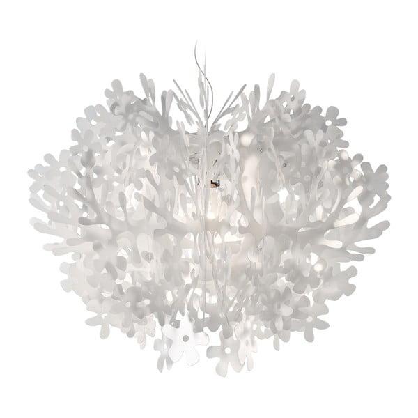 Stropní světlo Fiorella White, 58 cm