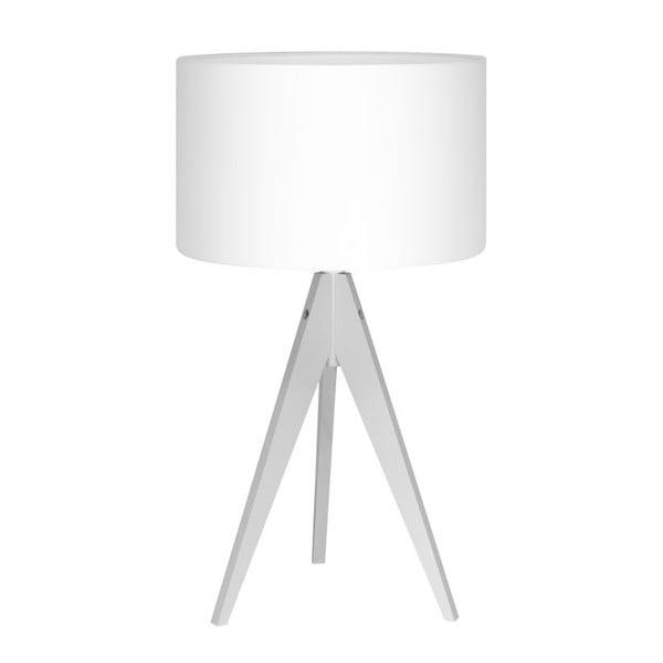 Stolní lampa Artist Birch White/White