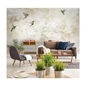 Velkoformátová nástěnná tapeta Vavex Birds, 368 x 280 cm