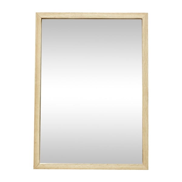Oglindă perete Hübsch Mismo, 35 x 50 cm