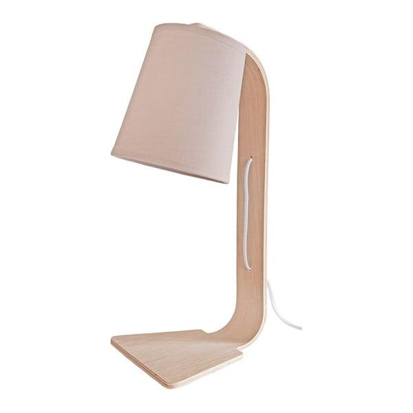 Fado asztali lámpa bézs búrával - Vox