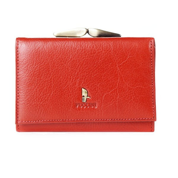 Kožená peněženka Livorno Puccini