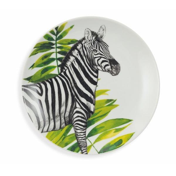 18dílná sada nádobí z porcelánu a kameniny Villad'Este Safari