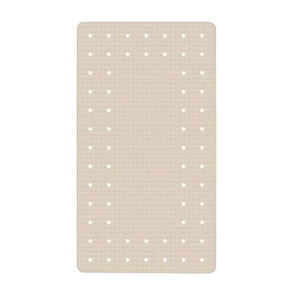 Mirasol bézs csúszásgátló kádszőnyeg, 69 x 39 cm - Wenko