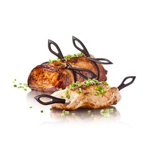 Sada 8 kusů svorek na maso Vacu Vin