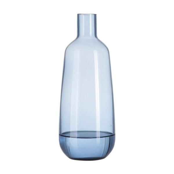 Aege kék üvegváza, magasság 25 cm - A Simple Mess