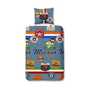 Dětské povlečení Muller Textiel Milano Drive, 140x200 cm