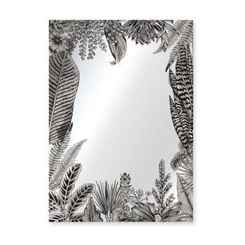 Oglindă de perete Surdic Espejo Decorado Kentia, 50 x 70 cm imagine