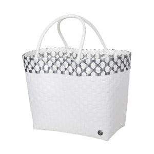 Taška Sofia Shopper White/Silver