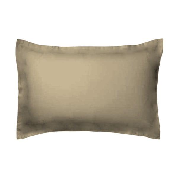 Povlak na polštář Liso Taupe, 70x90 cm
