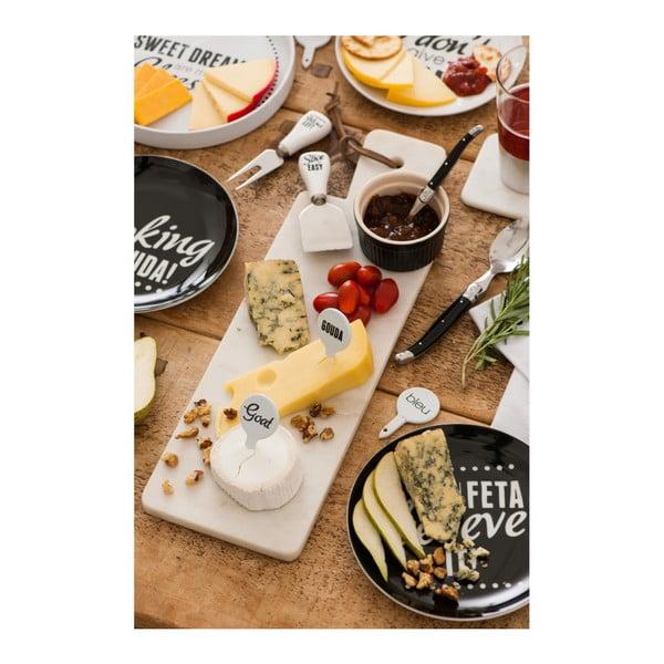 Sada 4 nástrojů na podávání sýrů Premier Housewares, 13 x 5 cm
