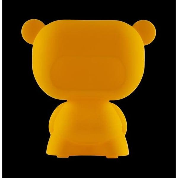 Lampa Pure 45 cm, oranžová