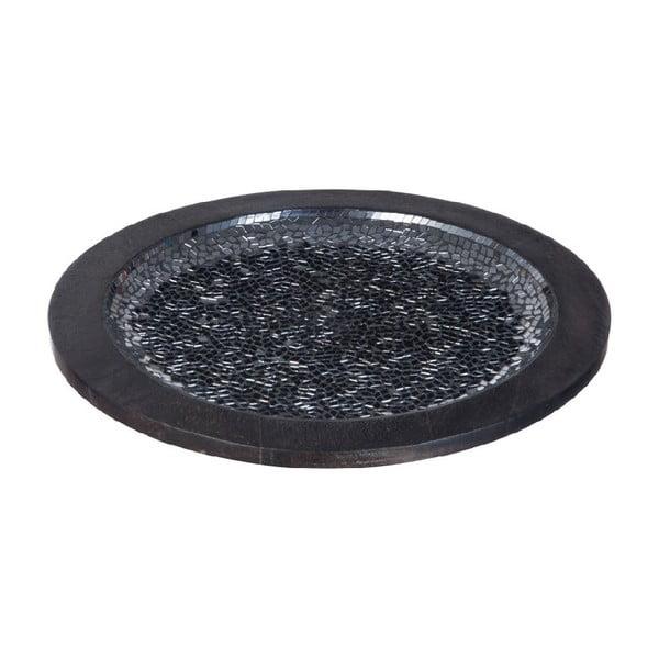 Tác Black Mozaic S