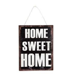 Cedule Metal Home Sweet Home