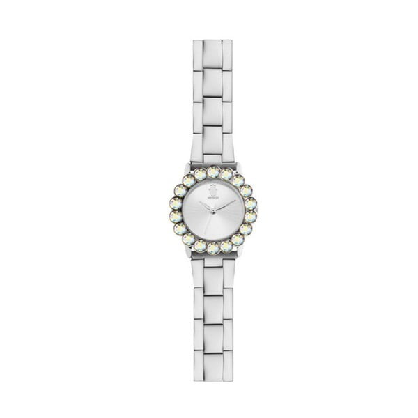 Dámské hodinky stříbrné barvy Manoush Euphoria