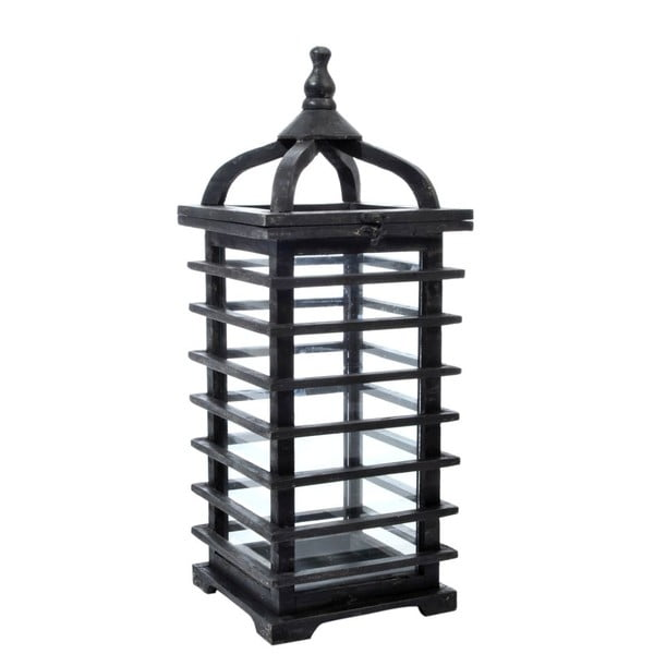 Lucerna Oriental Black, 19x19x52 cm