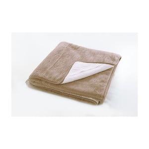 Vlněná deka Royal Dream Linda Brown,90x200cm